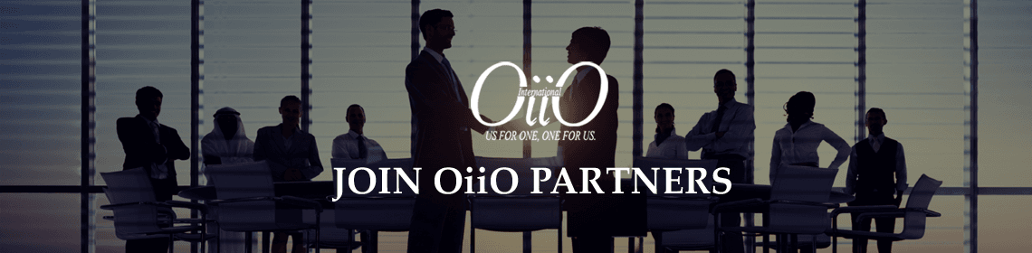 People are joining with OiiO as a partner